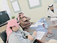 الصقر يتفقد كليات محافظة وادي الدواسر ويجتمع بعمداء الكليات ورؤساء الأقسام
