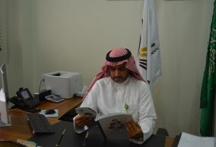 حوار لصحيفة جامعتي مع سعادة عميد كلية الصيدلة الدكتور أحمد بن سليمان العليوي