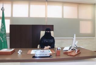 وكيلة الجامعة لشؤون الطالبات في حوار صحفي