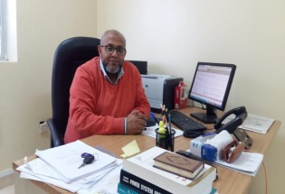 حوار مع د. زياد علي الحلواني منسق الملتقى العلمي الثالث بكلية الهندسة بوادي الدواسر